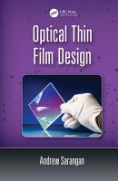 Optical Thin Film Design PDF
