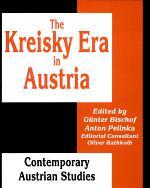 The Kreisky Era in Austria