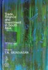 Trade  Finance  and Investment in South Asia PDF