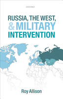 Russia  the West  and Military Intervention PDF