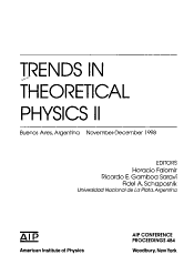 Trends in Theoretical Physics PDF