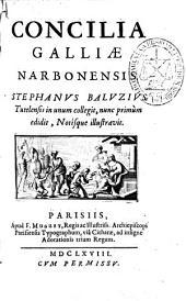 Concilia Galliae Narbonensis