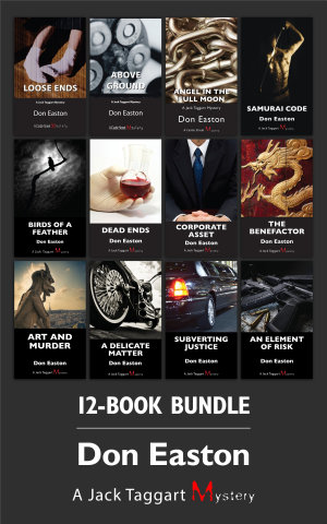 Jack Taggart Mysteries 12 Book Bundle