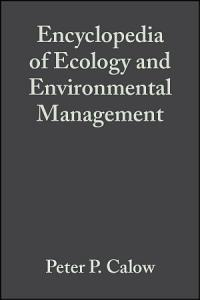 Encyclopedia of Ecology and Environmental Management PDF