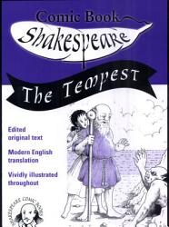 The Cartoon Illustrated Edition Of The Tempest Book PDF