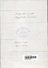 Notice of Appeal County Court Nassau County