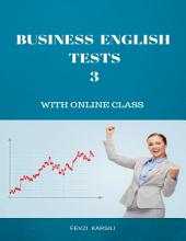 Business English Tests 3