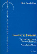 Transitivity in Translating