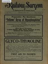 The Railway Surgeon: Volume 9, Issue 2
