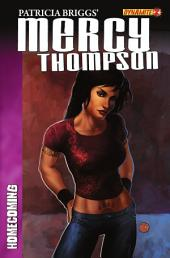 Patricia Briggs' Mercy Thompson: Homecoming #2