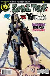 Zombie Tramp vs Vampblade #2: Book 2