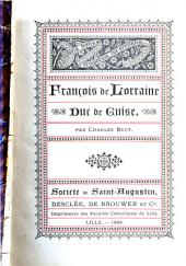 François de Lorraine, duc de Guise