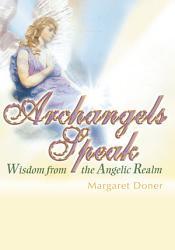 Archangels Speak Book PDF
