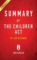 Summary of the Children ACT Book