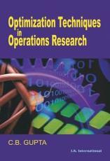 Optimization Techniques In Operation Research PDF