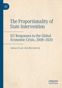 The Proportionality of State Intervention