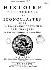 Histoire des iconoclastes