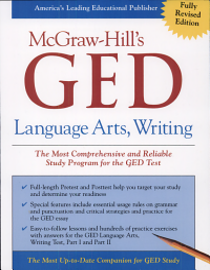 McGraw Hill s GED Language Arts  Writing PDF