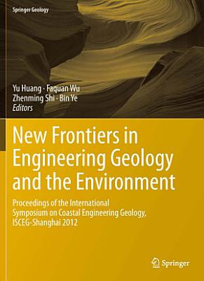 New Frontiers in Engineering Geology and the Environment PDF
