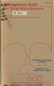 Small Business Management Series PDF