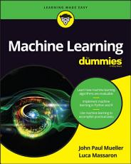 Machine Learning For Dummies PDF