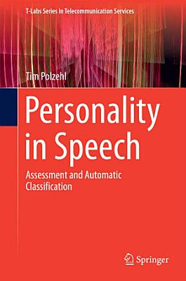 Personality in Speech