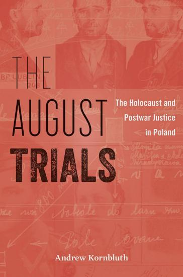 The August Trials PDF