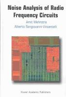 Noise Analysis of Radio Frequency Circuits PDF
