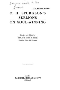 Sermons on Soul Winning PDF