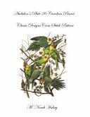 Audubon's Plate Plate 26 Carolina Parrot