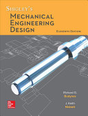 Loose Leaf for Shigley s Mechanical Engineering Design PDF
