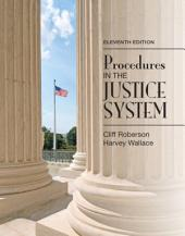 Procedures in the Justice System: Edition 11