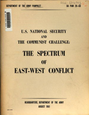 U S  National Security and the Communist Challenge PDF