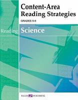 Content area Reading Strategies PDF
