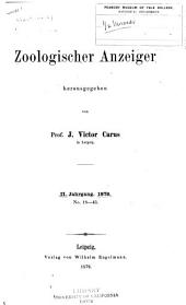 Journal of comparative zoology: Volume 2