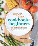 Cookbook for Beginners