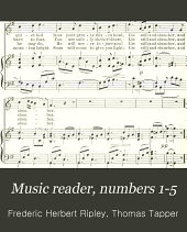 Music Reader, Numbers 1-5: Book 2