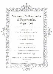 Victorian Yellowbacks   Paperbacks  1849 1905 PDF
