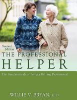 The Professional Helper PDF