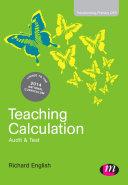Teaching Calculation