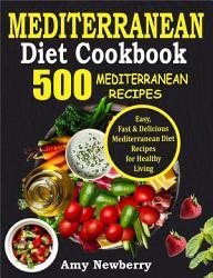 Mediterranean Diet Cookbook Book PDF