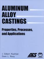 Aluminum Alloy Castings PDF