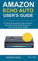 Amazon Echo Auto Setup and User's Guide