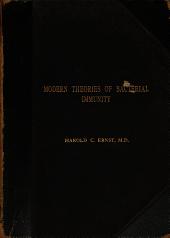 Modern Theories of Bacterial Immunity