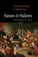 Satan   Salem Book