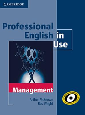 Professional English in Use Management with Answers PDF