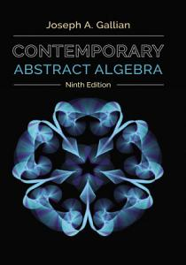 Contemporary Abstract Algebra PDF