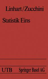 Statistik Eins: Ausgabe 2