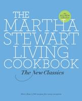 The Martha Stewart Living Cookbook PDF