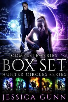 Hunter Circles Series Complete Boxset PDF